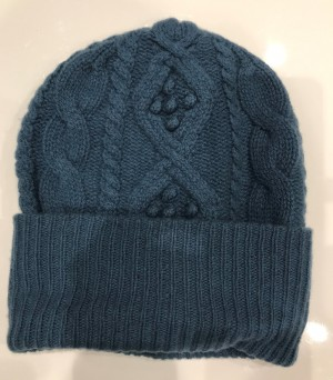 Faconnable Kepurė Mėlyna